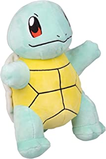 Pokémon Squirtle Plush Stuffed Animal Toy - 8