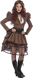 Steampunk Vestido Complete Costume