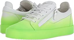 Giuseppe Zanotti May London Degrade Low Top Sneaker