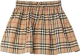 Marcy Check Shorts (Little Kids/Big Kids)