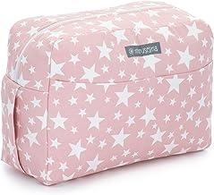Amazon.es: bolso carrito bebe plastificado rosa
