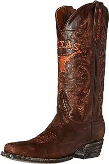 NCAA Texas Longhorns Men's Board Room Style Boots
