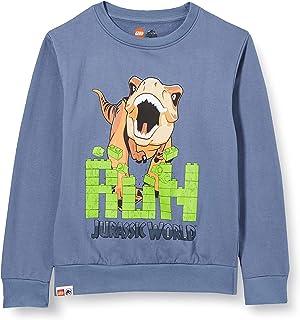 LEGO MW-Sweatshirt Jurassic World Sudadera Niños