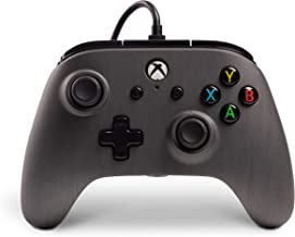 Enhanced Wired Controller for Xbox One - Brushed Gunmetal (