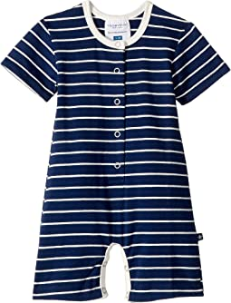 Navy/White Stripe