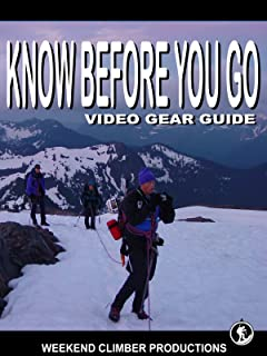 Know before you go climbers gear guide