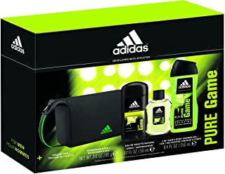 Best adidas pure game gift set Reviews