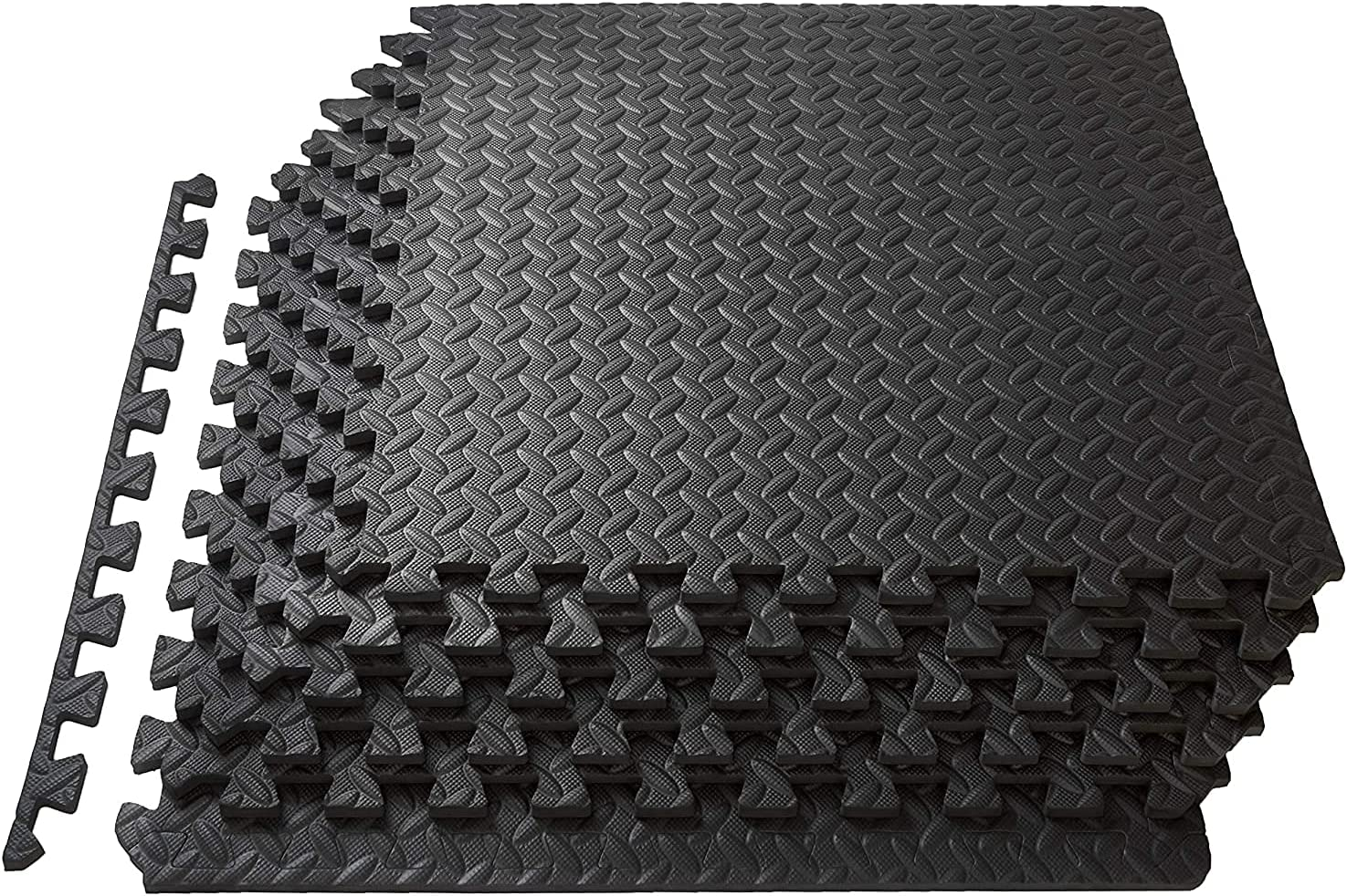 Hopesprout Puzzle Exercise New York Mall Mat Anti-Slid safety with Gym Flooring