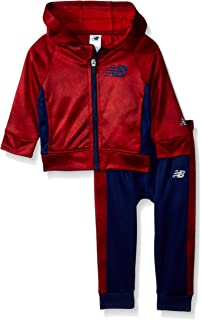 New Balance Baby-Boys Athletic Jacket and Pant Set Pants Set
