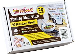 20 Slim Save Meals – High Protein Low Carb Meal Replacement VLCD Meals Estimated Price : £ 23,99