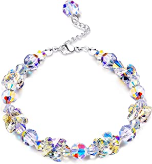 aurora bracelets crystal
