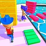 Shortcut Game Run Race: Giant Cube Rush Run