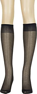 Lissele Full Support Women's Plus Size Knee High 3 Pack