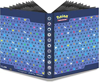 9-Pocket Pokemon Full-View Pro Binder: Silhouettes Album