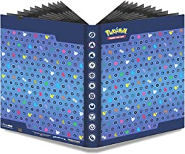 9-Pocket Pokemon Full-View Pro Binder: Silhouettes Album