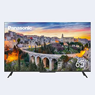 "Panasonic 4K HDR UHD Smart 65"" Android TV, Chromecast built-in, Shahid VIP, Dolby Atmos, Slim Design TV, Super Bright Pane..."