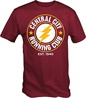 Mens Central City Running Club T Shirt
