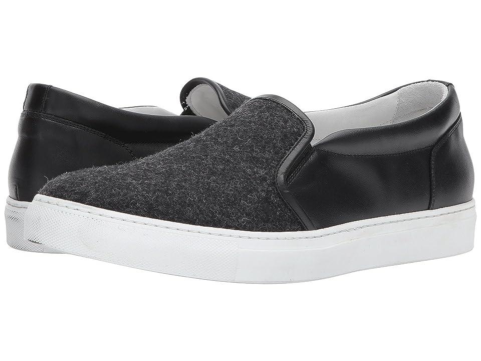 Gold & Gravy Wooderson Slip-On Sneaker (Gray/Black) Men