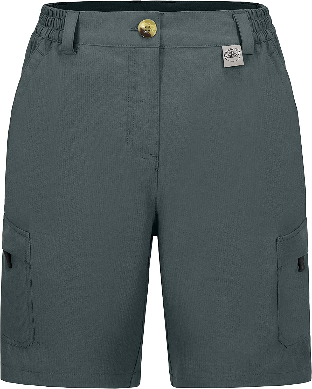 Mapamyumco Boston Mall Women's Cargo Shorts Hiking Inch 10 Inseam Quick Dry Super-cheap