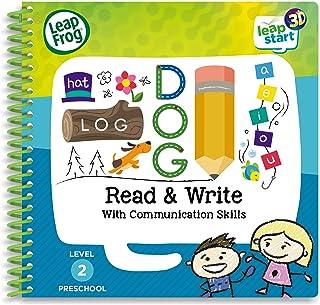 LeapFrog 461403 Read & Write 3D Activity Book, Multicolour