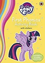 My Little Pony First Phonics Activity Book