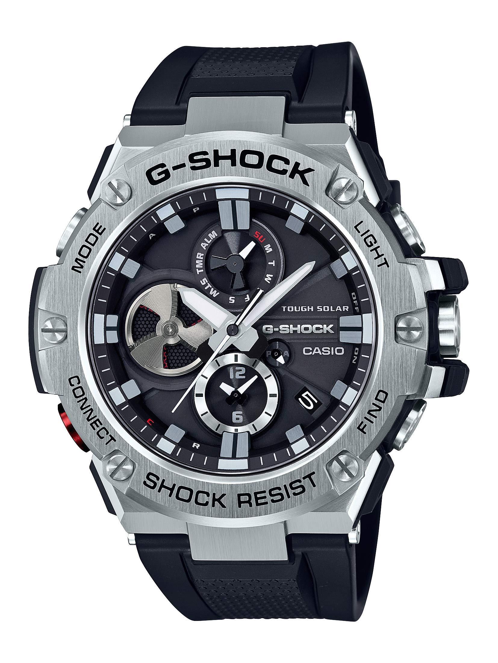 Casio G Steel G Shock Bluetooth Connected