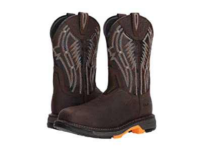 Ariat Workhog XT Dare (Bruin Brown/Crazy Black) Men