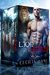 Lion Hearts Complete Series: A Shifting Destinies Box Set Kindle Edition