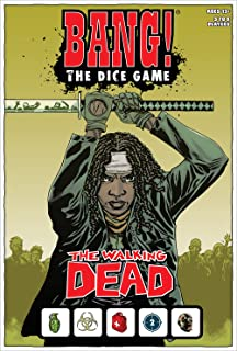USAOPOLY Bang! The Walking Dead Dice Game
