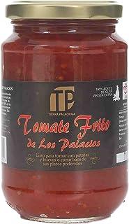 comprar comparacion 3 x 365 g - Tierra Palaciega Tomate Frito de Los Palacios Artesanal con Aceite de Oliva Virgen Extra