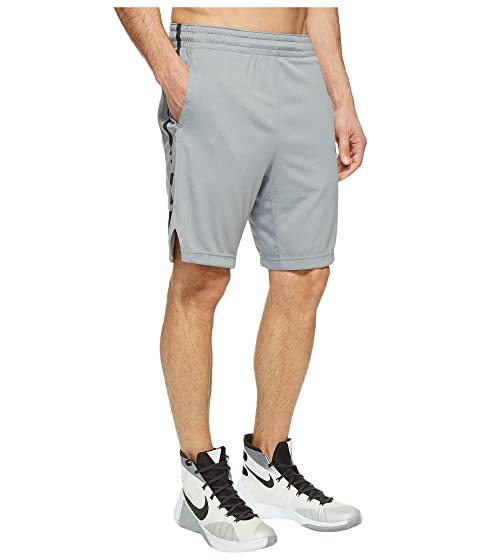 Official Online Nike Elite Stripe Basketball Short Cool Grey/Cool Grey/Black/Black Best Store To Get Clearance Store Cheap Online Fup7vOZR