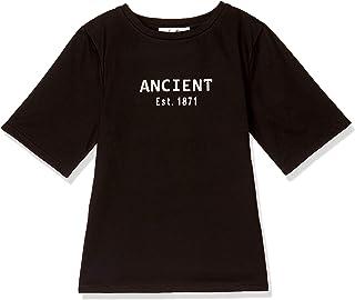 [ダズリン] プルオーバーカット 【S】ANCIENTロゴTシャツ レディース