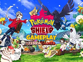 Clip: Pokemon Shield Gameplay - Zebra Gamer