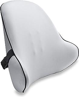 Vitabo - Cojín ortopédico para la espalda, ergonómico, color gris