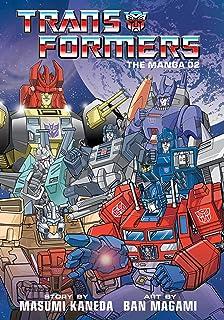 Transformers: The Manga, Vol. 2 (Volume 2)
