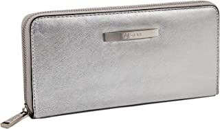 Womens Wallet Long Soft Leather Clutch Card Holder Zipper Purse