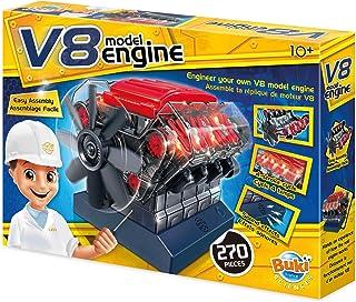 Buki Moteur V8, 7161