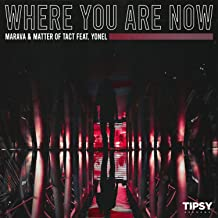 Where You Are Now (feat. Yonel)