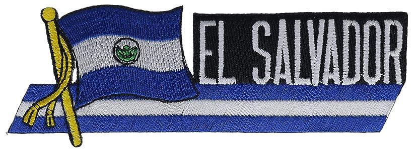 El Salvador Flag and Colors 3.5