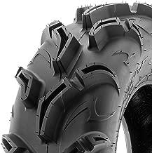 SunF Warrior AT-Mud & Trail ATV/UTV Tire 25x8-12, 6PR, 1.18