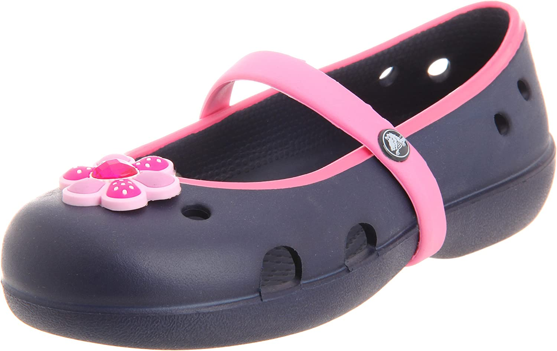 Crocs Girls' Keeley Mary Jane