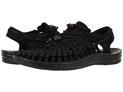 Keen Uneek (Black/Black) Men
