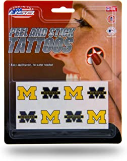 Best university of michigan face tattoos Reviews