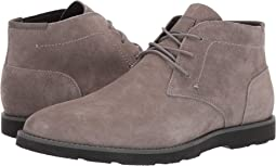Grey Cow Suede