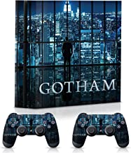 Controller Gear Gotham City Skyline - PS4 Combo Skin Set for Console and Controller
