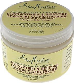 SheaMoisture Jamaican Conditioner Leave-In 11 oz Jar (Black)
