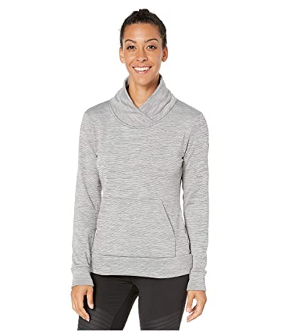 Columbia Place to Placetm Fleece Pullover (City Grey) Women
