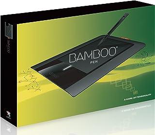 Wacom ペンタブレット Sサイズ シンプルタブレット 描き心地にこだわった筆圧1024レベル Wacom Bamboo Pen CTL-460/K0