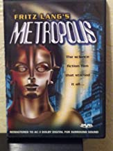 Sponsored Ad - Fritz Lang's Metropolis - the science fiction film that started it all...