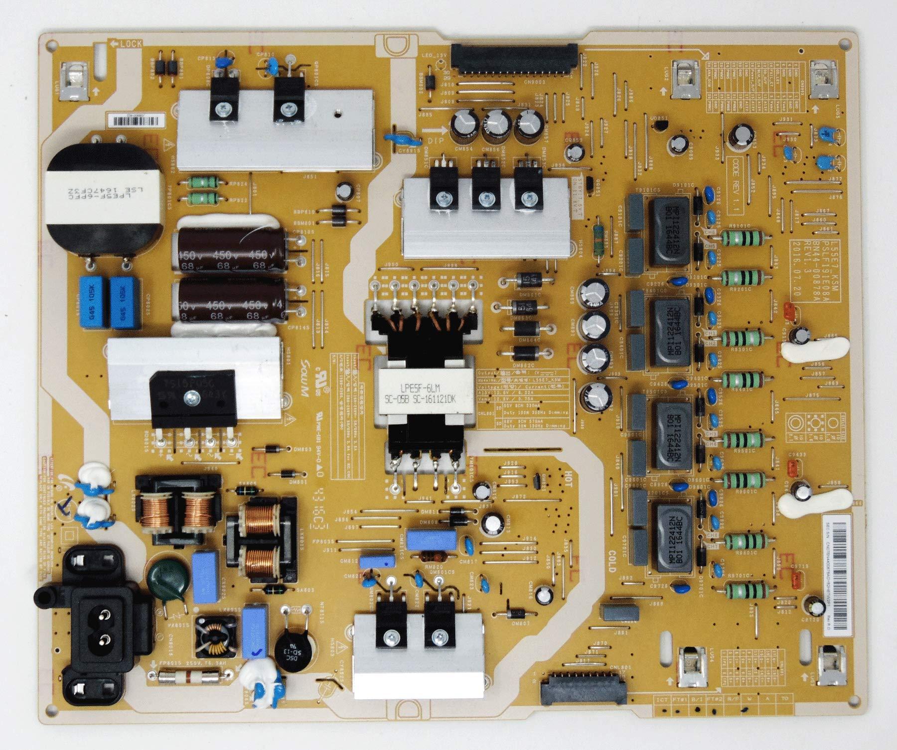 Samsung BN44-00878A - Fuente de alimentación/Placa LED para ...